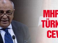MHP'den Türkeş'e cevap!