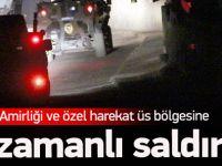 PKK'lı teröristlerden eş zamanlı saldırılar