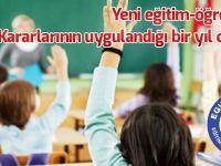 Eğitim-Bir-Sen, Eğitim Sorunlarını Sıraladı
