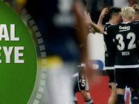 Dev derbi nefes kesti! Kazanan Beşiktaş