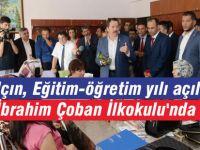 Ali Yalçın'dan Öğrencilere Karanfil