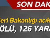 Ankara'da 2 ayrı patlama: 30 ölü, 126 yaralı