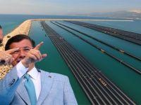 Erdoğan ve Davutoğlu asrın projesini açıyor