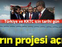 Türkiye'den KKTC'ye 'can suyu'