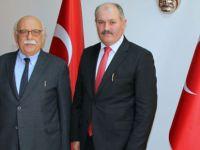 Bakan Nabi Avcı'dan Erol Bozkurt'a Ziyaret