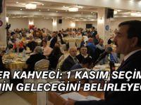 Önder Kahveci'den 1 Kasım Seçimleri Uyarısı!