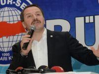 Ali Yalçın'dan Türkmen Katliamına Tepki
