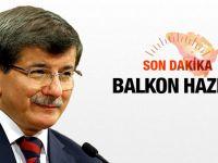Balkon konuşması Davutoğlu seçim sonucu açıklaması