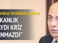 Türkeş'den başkanlık sistemi açıklaması