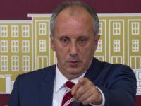 Muharrem İnce CHP liderliğine aday mı?