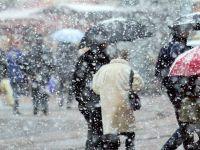 Ankara hava durumu kar geldi okullar tatil mi?