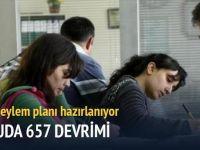 Hükümetin 4 yıllık 657 eylem planı