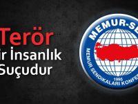 Terör terördür, dini olmaz