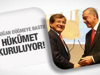 Erdoğan görevi bugün verecek