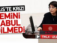 Meclis'te Leyla Zana yemin krizi!