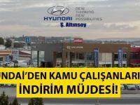 Hyundai'den Kamu Çalışanlarına Müjde