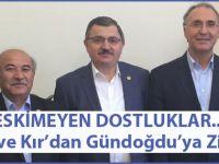Özer ve Kır'dan Gündoğdu'ya Ziyaret - Eskimeyen Dostluklar!
