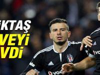 Beşiktaş Koltuğu Geri Aldı