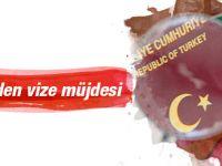 Türkiye'ye AB vizesinde flaş gelişme