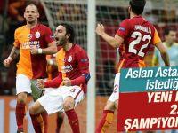 G.Saray yoluna UEFA'da devam edecek
