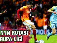 Galatasaray Astana maçının sonucu ve özeti