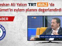 Ali Yalçın: İş güvencesine dokundurtmayız