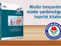 Eğitim-Bir-Sen'in Müdür Yardımcılığı Sınavına Hazırlık Kitabı Çıktı