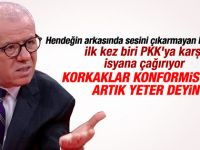 Kürtlere PKK'ya karşı isyan çağrısı