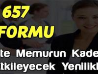 657 Reformu - İşte Memurun Kaderini Etkileyecek Yenilikler