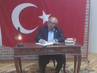 """Mustafa Kır: """"Akif, Hayatını eseriyle bütünleştiren ahlak abidesidir"""""""
