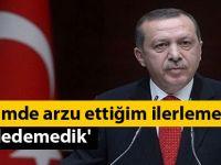 Erdoğan'dan Eğitime Eleştiri