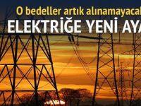 Elektrik faturasına yeni ayar