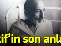 Mehmet Akif Ersoy'un vefatının yıl dönümü