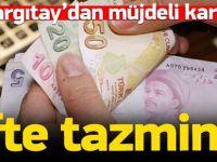 Yargıtay'dan Çalışanlara Müjde: Çifte Tazminat!