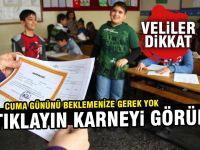 E-Okul sisteminde karne notları erişime açıldı!