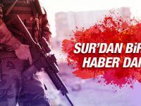 Sur'da bombalı saldırı! Şehit ve yaralı var!