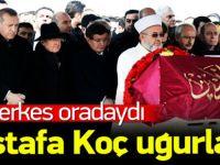 Mustafa Koç'a veda günü
