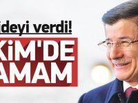 Davutoğlu: Ekim ayında AB'yle vize kalkacak