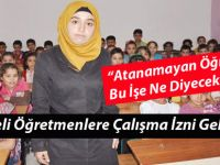 Suriyeli Öğretmenlere Çalışma İzni Geliyor