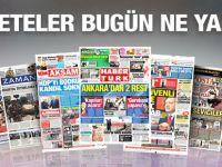Gazete Manşetlerinde Bugün