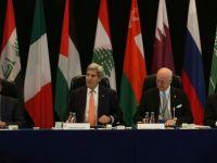 Kerry: Suriye'de ateşkes sağlandı