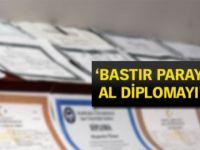 Diploma'lı dolandırıcılık