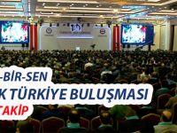 Eğitim-Bir-Sen Büyük Türkiye Buluşması Başladı