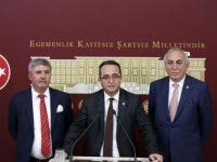CHP: Başkanlık konuşulmazsa masaya döneriz
