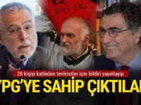 Sözde aydınlar YPG için bildiri yayınladı