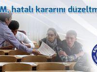ÖSYM'ye Sınav Görevi Tepkisi