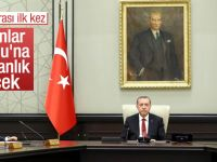 Bakanlar Kurulu Erdoğan başkanlığında yarın toplanıyor