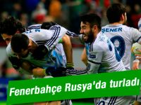 Fenerbahçe Moskova'da turladı