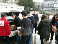 Bahçelievler Anadolu Lisesi Bayırbucak Türkmenleri'ni Unutmadı