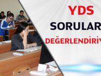 YDS Sorularını Değerlendiriyoruz YDS Mart 2016